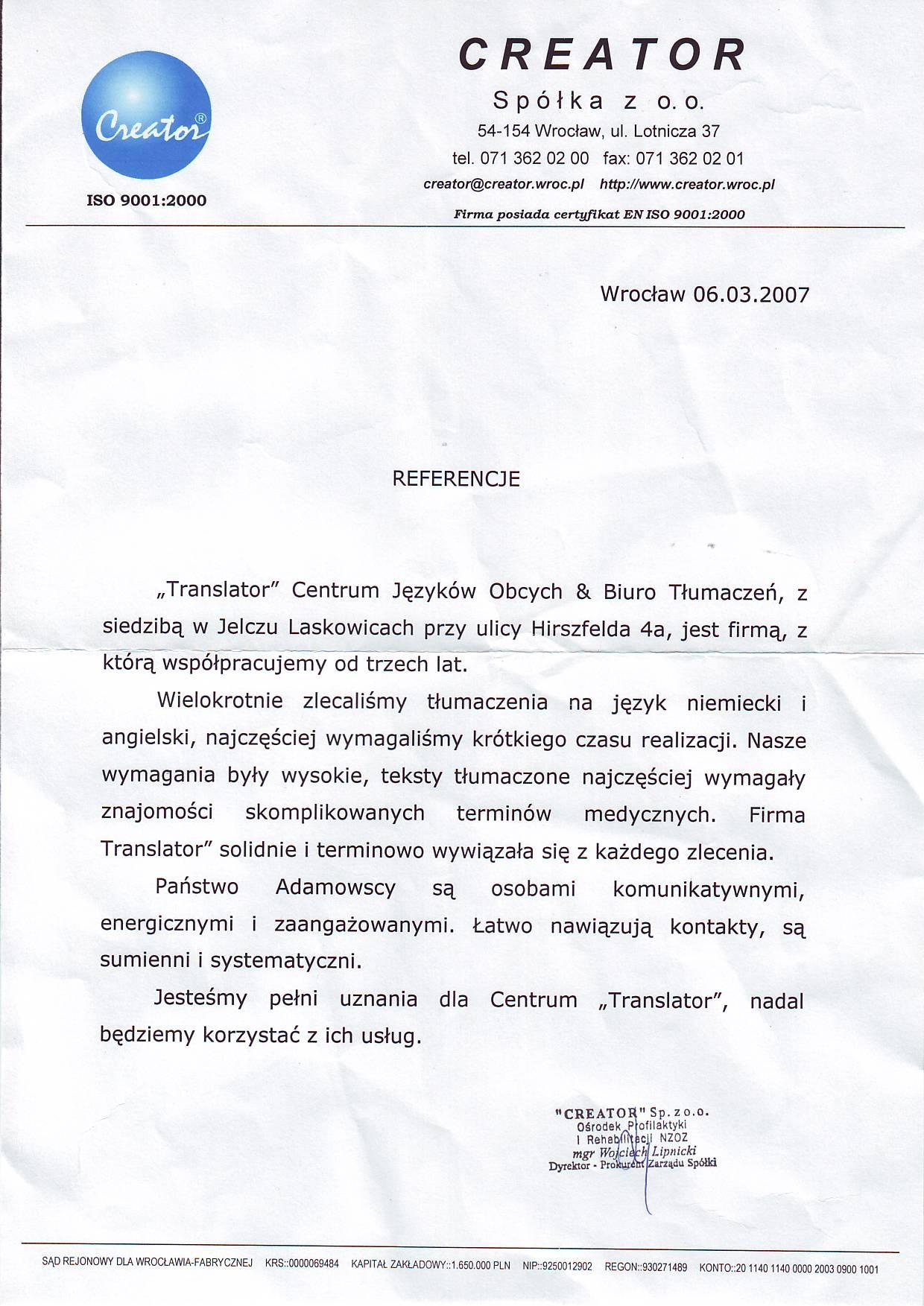 translator polsko angielski